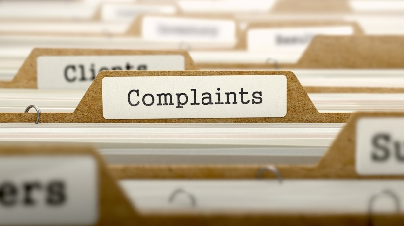 No slowing down in number of Sipp complaints received