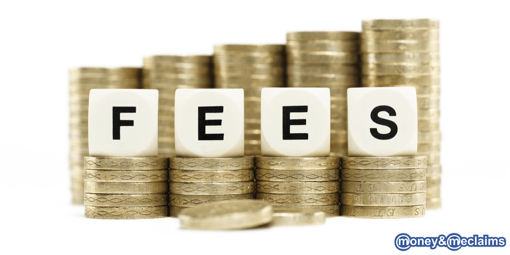 Image to represent contingent charging fees that have been banned