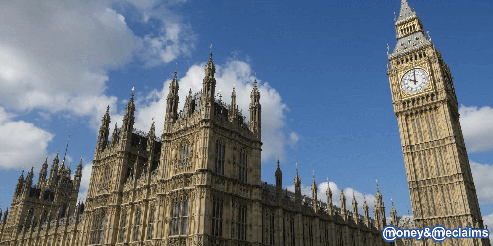 Parliament buildings where inquiry into pension freedoms is being held